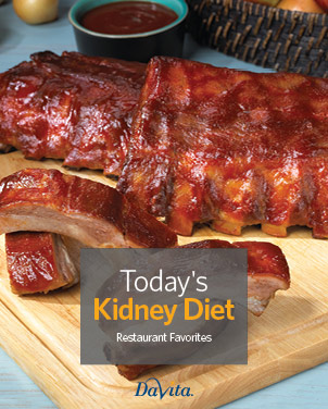 Today's Kidney Diet Restaurant Favorites